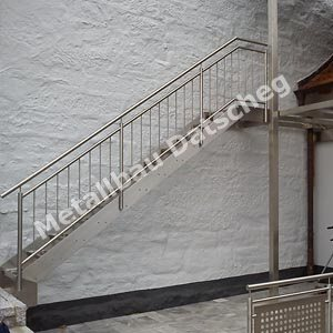 Treppe 14 - Metall